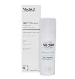 Medik8 Pretox Infin8 2nd Generation Triple Peptide Gel 1 oz