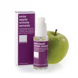 LATHER Swiss Apple Wrinkle Remedy