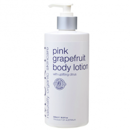 Mukti Pink Grapefruit Body Lotion