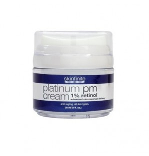 Skinfinite Platinum PM Cream 1% Retinol