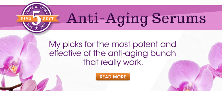 Five Best Anti-Aging Serums of 2013