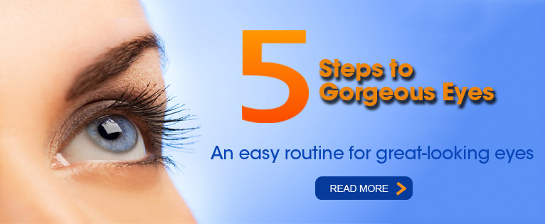 5 Steps to Gorgeous Eyes