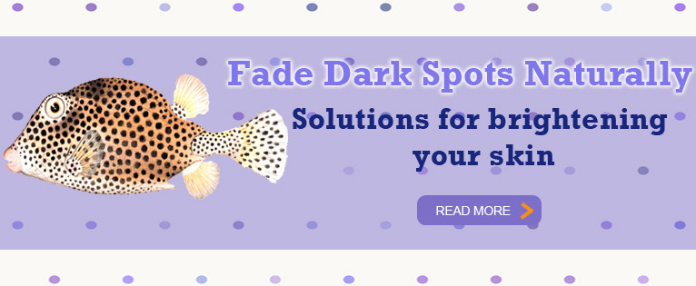 Natural Dark Spot Solutions