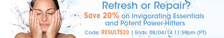 Refresh or Repair Your Skin - Save 20%