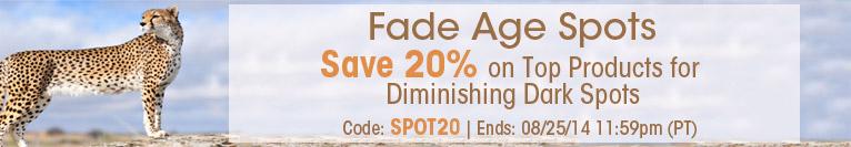 Sale: Fade Dark Spots