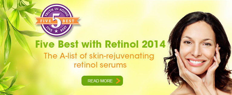 Five Best with Retinol 2014