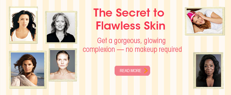 Flawless Skin Without Makeup