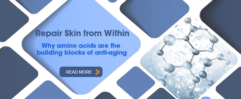 Achieve Youthful Skin with the Help of Amino Acids