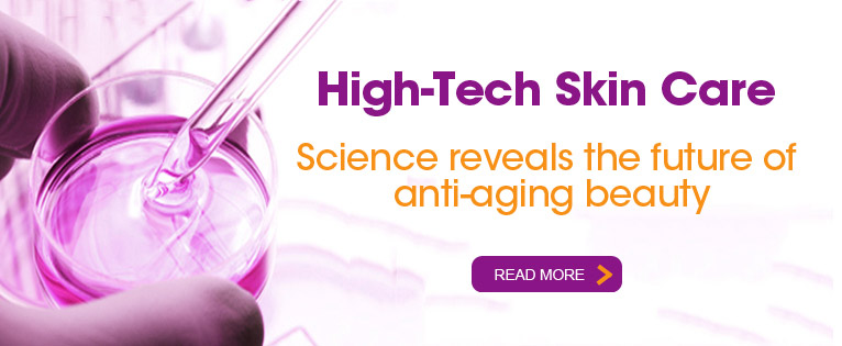 High-Tech Skin Care