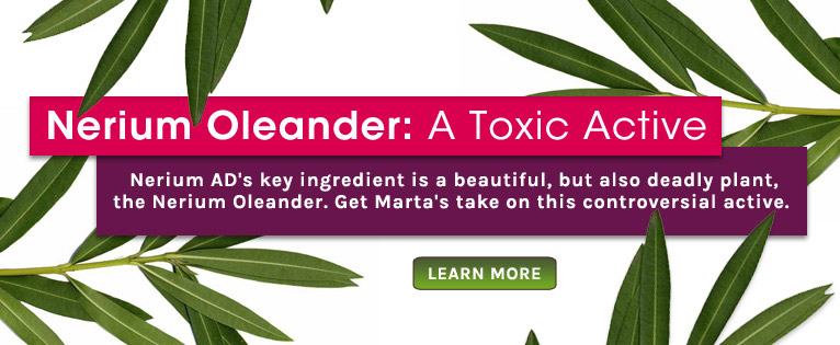 Ingredient: Nerium Oleander