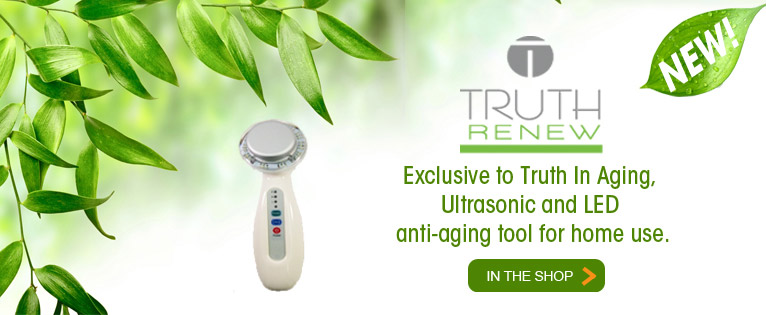 Truth Renew Ultrasonic & LED Anti-Aging Device