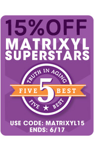 Five Best with Matrixyl - Save 15% | Use Code: MATRIXYL15 | Ends 06/17