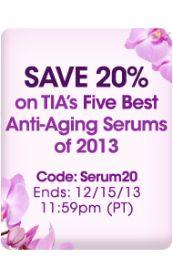 Five Best Anti-Aging Serums of 2013 | Truth In Aging
