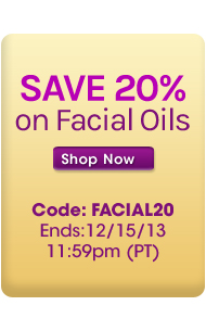 Beauty Trending Now: Facial Oils - Save 20% | Truth In Aging