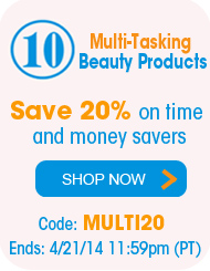 Powerful Beauty Multi-Taskers - Save 20%