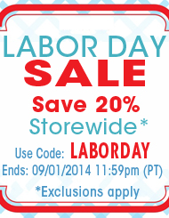Labor Day Sale
