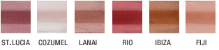 Primitive gloss swatch