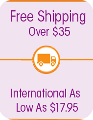 Free US Shipping Over $35