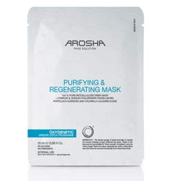 Arosha Purifying and Regenerating Mask