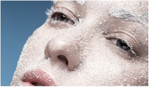 Sugar ages skin, called glycation