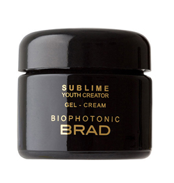 brad biophotonic sublime youth creator gel-cream