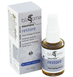 Blissoma Restore Deep Healing Oil Serum