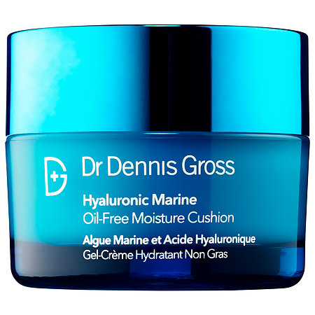 Dr. Dennis Gross Hyaluronic Marine Oil-Free Moisture Cushion