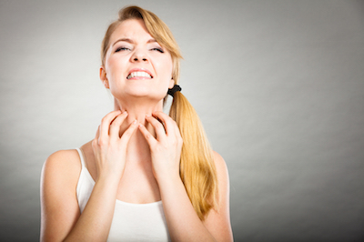 Eczema sensitive skin