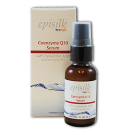 hyalogic episilk coenzyme q10 serum