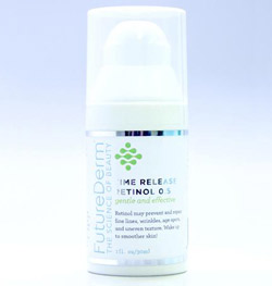 Future Derm Time Release Retinol 0.5 1 oz
