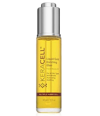Keracell Liquid Gold Enriching Elixir
