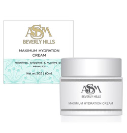 ASDM Beverly Hills Maximum Hydration Cream