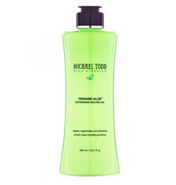 Michael Todd True Organics Organic Aloe Nourishing Healing Oil