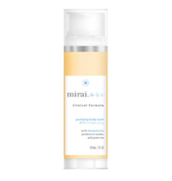 Mirai Purifying Body Wash 5 oz