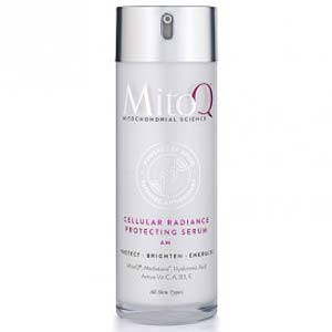 MitoQ Cellular Radiance Protecting Serum AM