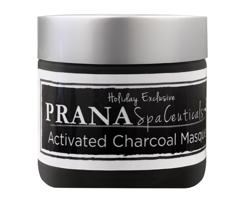 Prana Activated Charcoal Masque