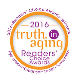 2016 readers choice awards speech bubble