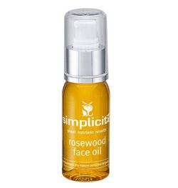 Simplicite Rosewood Face Oil