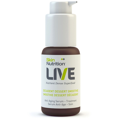 skin nutrition live decadent dessert smoothie