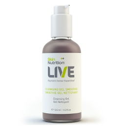 Skin Nutrition LIVE Cleansing Gel Smoothie 4.2 oz