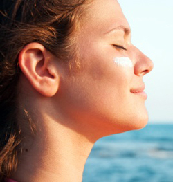 safe sunscreen, dry skin solutions