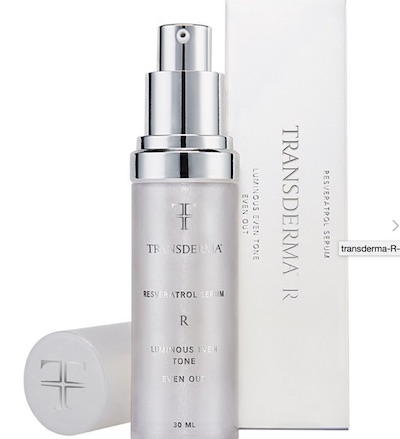 Transderma R Resveratrol Serum Truth In Aging