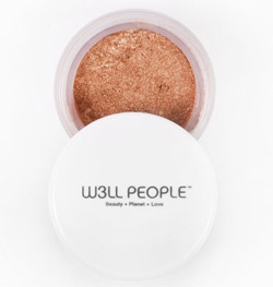 W3LL People Elitist Mineral Eye Shadow in Luminous Copper .05 oz