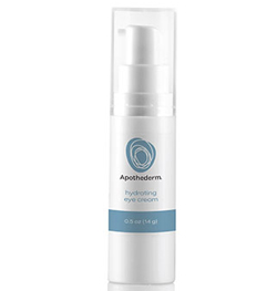apothederm hydrating eye cream