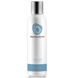 apothederm moisturizing cleanser