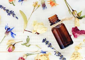 Essential oil skin care