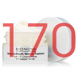 bionova nose-to-mouth wrinkle treatment