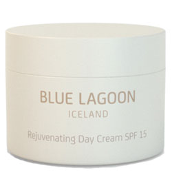 Blue Lagoon Rejuvenating Day Cream SPF 15