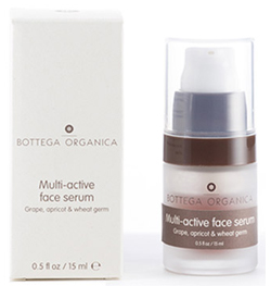 bottega organica multi-active facial serum
