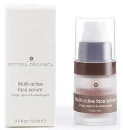 bottega organica multi-active facial serum